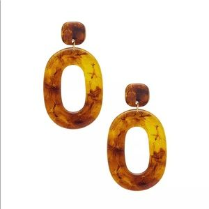 Jewelry - Honey Stone Earrings